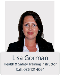 Lisa Gorman, Health & Safety Training Instructor
